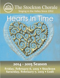 PROGRAM COVER - HEARTS IN TIME - FEBRUARY 2015